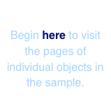 2Jy Objects Begin here to visit the pages of individual objects in the sample.